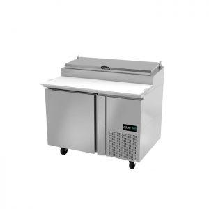 Mesa fría de preparación de pizzas ASBER APTP-46