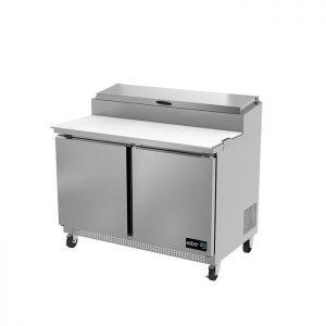 Mesa fría de preparación de pizzas ASBER APTP-48