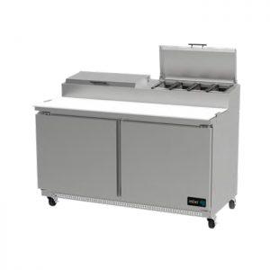 Mesa fría de preparación de pizzas ASBER APTP-60