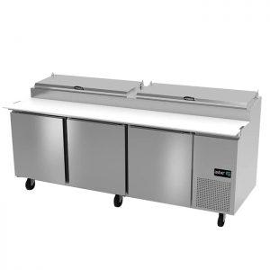 Mesa fría de preparación de pizzas ASBER APTP-93