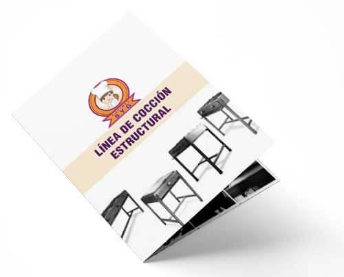 Fabricación de Muebles de acero inoxidable | Mobiliario estructural de acero inoxidable, mesas, campanas, etc.