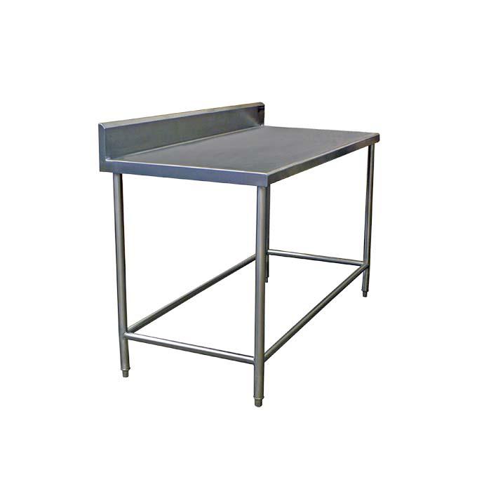 mesa tipo pared sin entrepaño